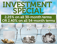 Investment Special